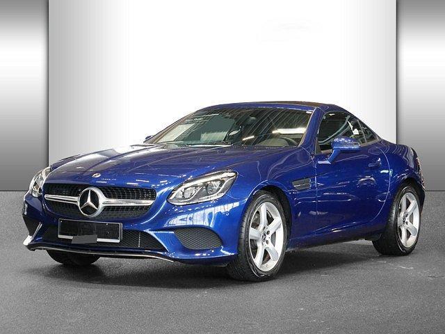 Mercedes-Benz SLC-Klasse - SLC 200 Pano 9G LED+ Totw. SHZ PTS DAB Bluetooth