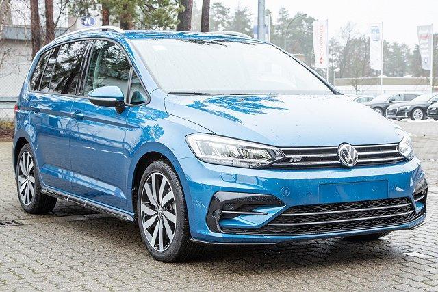 Volkswagen Touran - UNITED 2.0TDI DSG *R-LINE*+AHK+LED+7SITZE