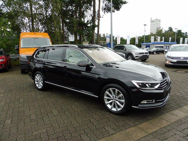 Volkswagen Passat Variant - HIGHLINE 2.0 TDI*DSG*ACT INFO*AHK