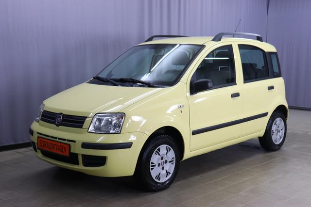 Fiat Panda - Dynamic 1.2 44kW 60PS, 5 Gang Schaltgetriebe, Klimaanlage, Radio/CD, Bordcomputer, Servolenkung, Dachreling, Notrad, 13 Zoll Stahlfelgen, uvm.