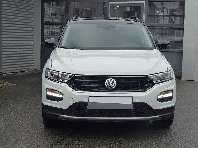 Volkswagen T-Roc - Style TSI +DACH SCHWARZ+KAMERA+ACC+SPURHAL