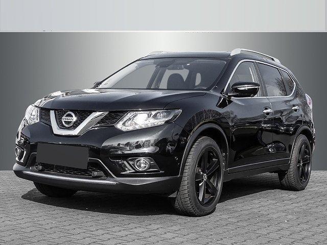 Nissan X-Trail - Tekna 1.6 DIG-T Leder LED Navi e-Sitze Parklenkass. Rückfahrkam. Panorama