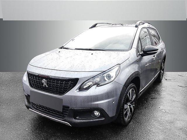 Peugeot 2008 - Allure 1.2 KLimaAT+PDC+SHZ+Panorama+
