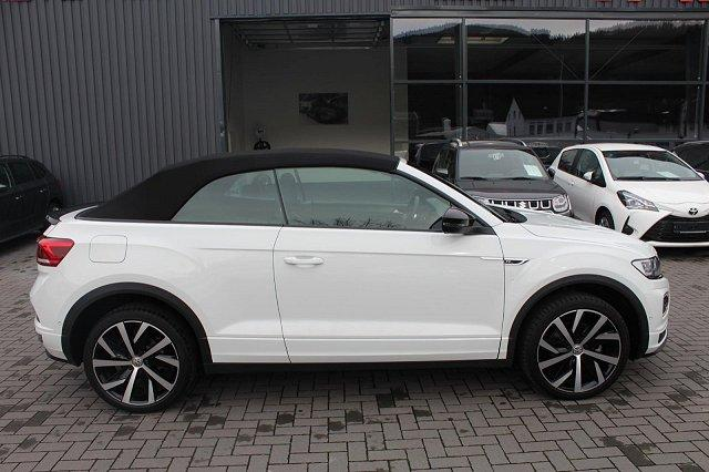 Volkswagen T-Roc Cabriolet - 1.5 R-Line/DCC/Navi/LED/19Zoll/Beats