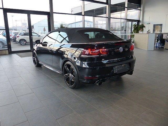 Volkswagen Golf Cabriolet - R 2.0TSI DCC 19'' Navi Sound Xenon Vollleder