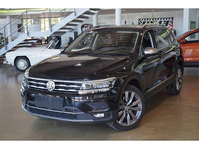 Volkswagen Tiguan Allspace - Highline 4Mot 2.0TDI DSG Leder LED