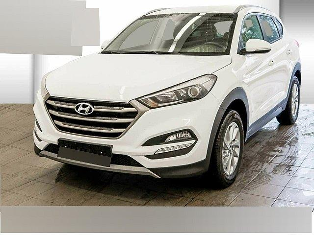 Hyundai Tucson - 1.6 GDI Premium Navi Leder Winterräder