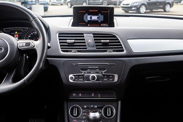 Audi Q3 SPORT 2.0TDI *S-TRONIC* +NAVI+PANO+XENON+BOSE