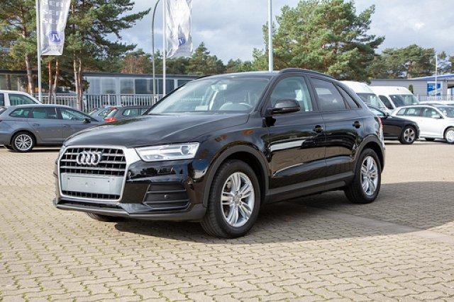 Audi Q3 - 2.0TDI *QUATTRO* PANO+AHK+ALCANTARA+NAVI+BOSE