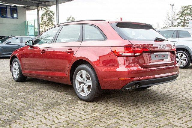 Audi A4 Avant 2.0 TDI +NAVI+KESSY+LEDER+PDC+XENON+SCR