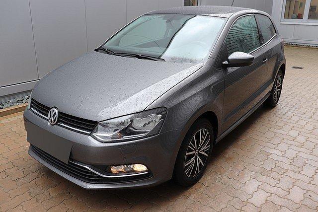 Volkswagen Polo - V 1.2 TSI Allstar Pano,Klimaautomatik,PDC