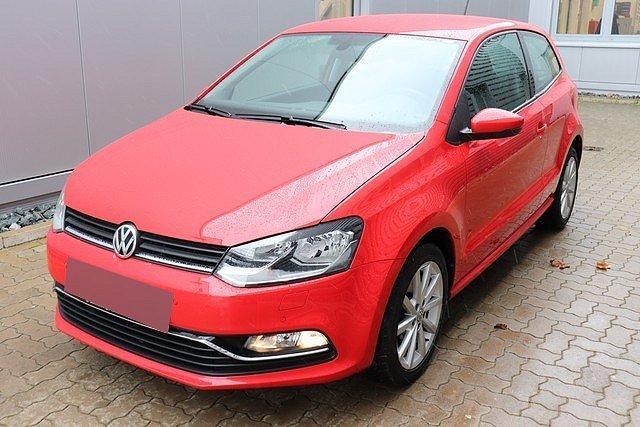 Volkswagen Polo - V 1.2 TSI Highline Klima,GRA