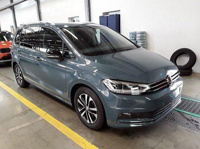 Volkswagen Touran - 2.0 TDI DSG IQ.Drive Navi 7 Sitze LED Sport