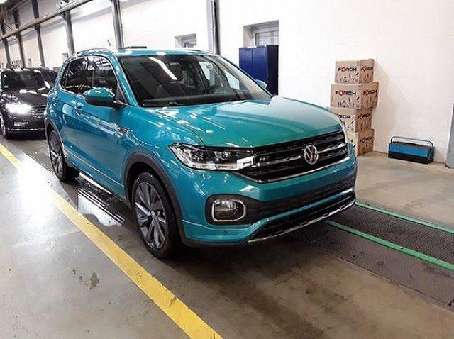Volkswagen T-Cross - 1.5 TSI DSG Style R line ACC 18 Zoll Navi