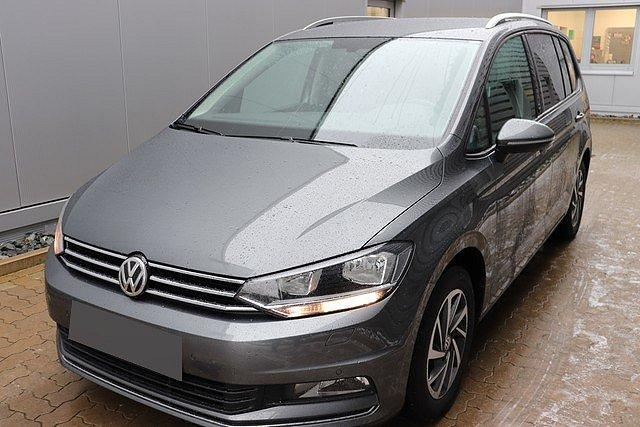 Volkswagen Touran - 1.6 TDI Sound Navi,Klimaautomatik