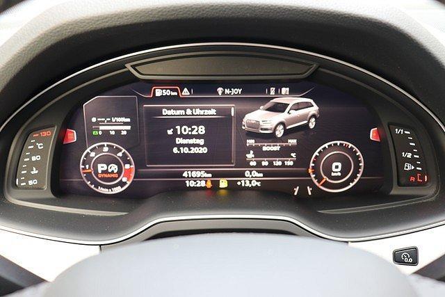 Audi SQ7 4.0 TDI Pano,Standhz.,Matrix,Bose,LM20,