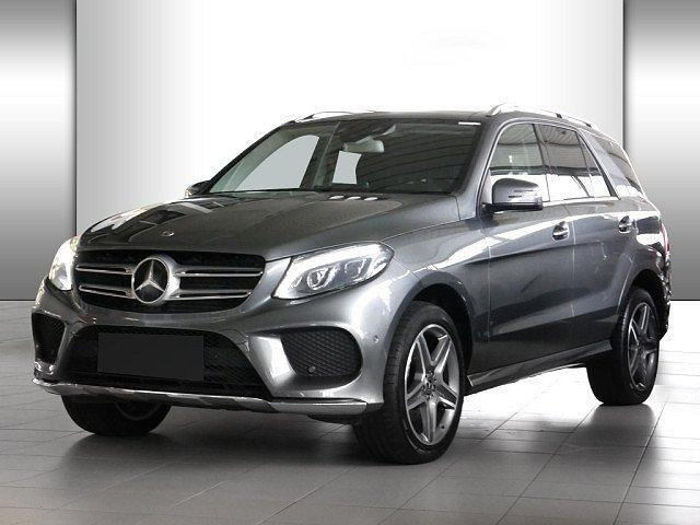 Mercedes-Benz GLE SUV - 350 d 4M AMG Sport AHK Abstandstemp. LED Pan