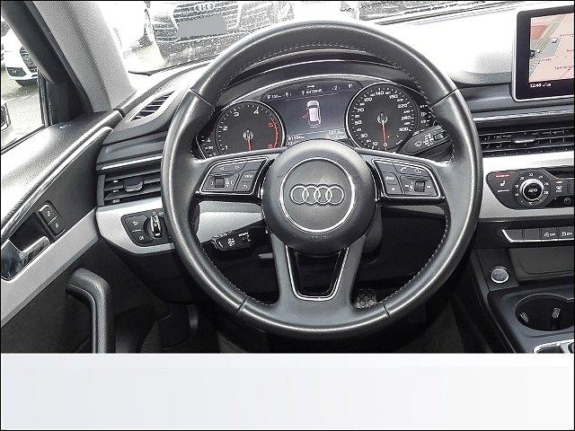 Audi A4 Avant 2.0 TDI sport NAVI