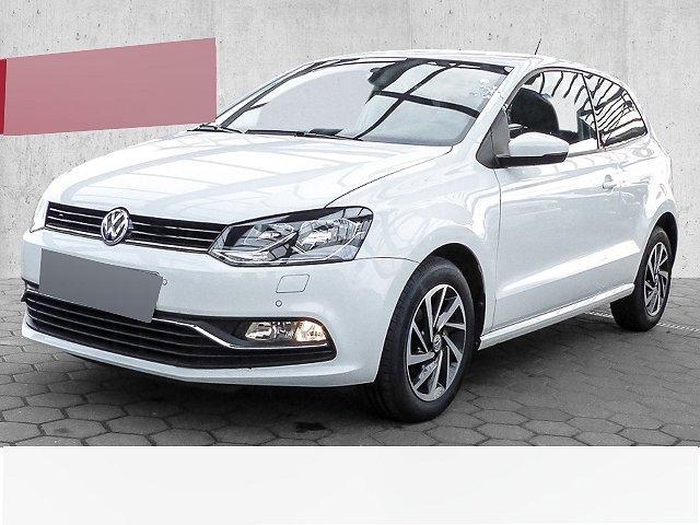 Volkswagen Polo - 1.4 TDI Sound Comfortline NAVI ALU CLIMATRONIC