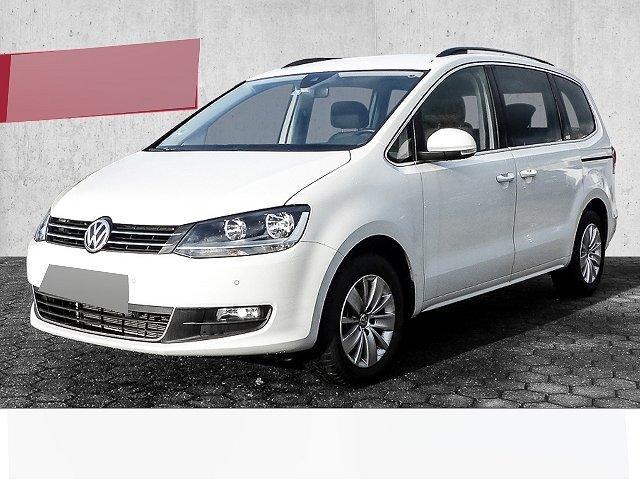 Volkswagen Sharan - 1.4 TSI Comfortline 7-Sitzer NAVI ALU