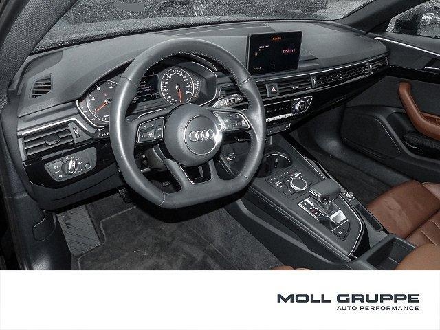 Audi A4 Avant 35 TDI sport S tronic line Black