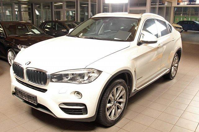 BMW X6 - 30d xDrive, Navi Professional, Pano, Kamera, Memory, Head Up, 19 Zoll