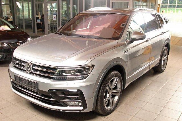 Volkswagen Tiguan Allspace - 2.0 TDI DSG 4-Motion R-LINE, AHK, Dynaudio, 7-Sitzer