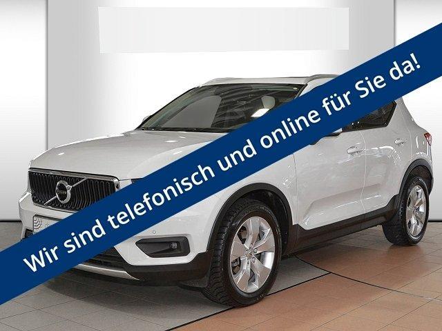 Volvo XC40 - XC 40 Momentum Autom.Navi*LED*Leder*AHK*Leder Keyless Kurvenlicht e-Sitze