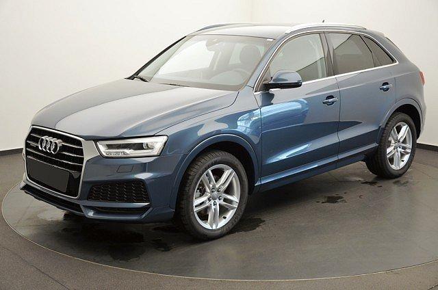 Audi Q3 - 2.0 TDI quattro 2xS line LED/Leder/AHK
