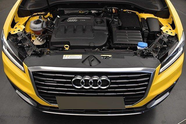 Audi Q2 2.0 TDI Quattro S.tronic LED/Navi/Leder/Sportsi