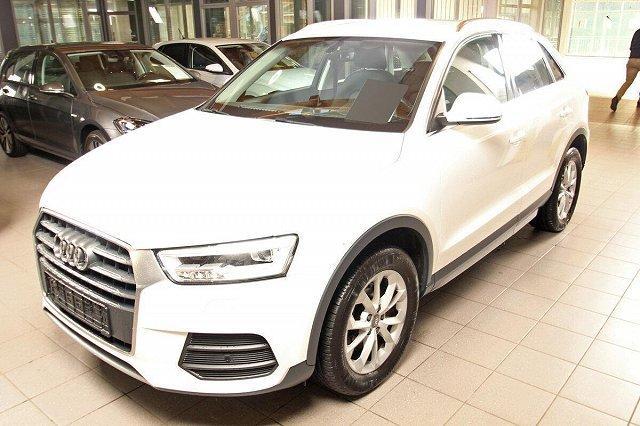 Audi Q3 - 2.0 TDI quattro, LED, Sitzheizung, Bluetooth, Tempomat