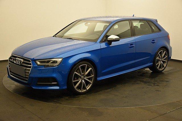 Audi S3 - Sportback 2.0 TFSI quattro LED/Leder/Navi/Magne