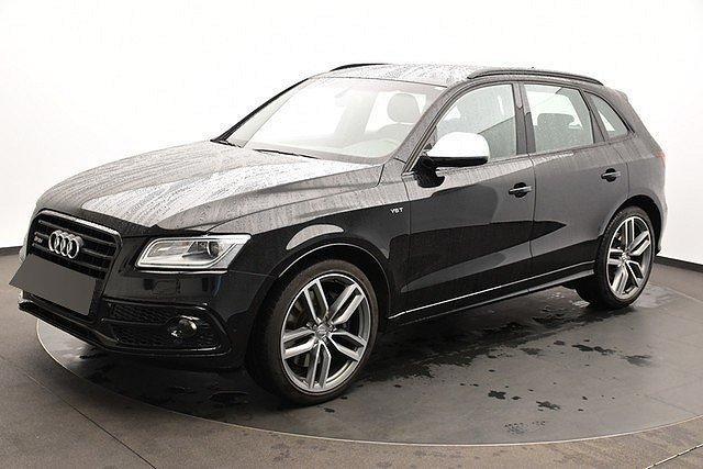 Audi SQ5 - 3.0 TDI Quattro Tiptronic Standhzg/Navi/Xenon/