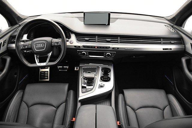 Audi SQ7 4.0 TDI quattro tiptronic Pano/Leder/LED/Multi