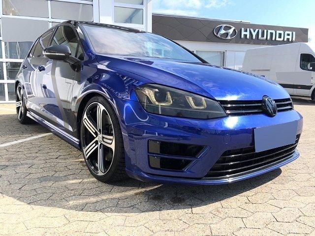 Volkswagen Golf - VII R 4Motion 2.0 LEDER+NAVI+KEYLESS+E-SITZE