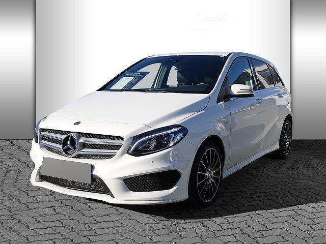 Mercedes-Benz B-Klasse - B 220 d 4M AMG Line PEAK LED+ Navi Totw. PTS