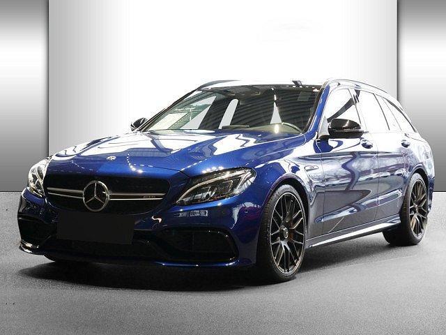 Mercedes-Benz C-Klasse AMG - C 63 T S Night Distr+ Pano HUD 360° Burmes.