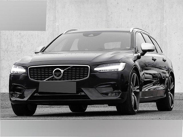 Volvo V90 - Kombi R-Design AWD T6 LED Navi StandHZG Keyless Kurvenlicht e-Sitze HUD Radar Parklenkass.