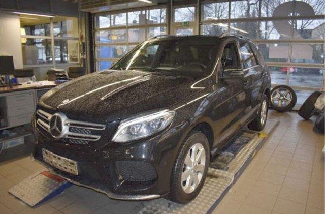 Mercedes-Benz GLE SUV - 350 d 4M AMG Line AHK Standhz Distronic 360°