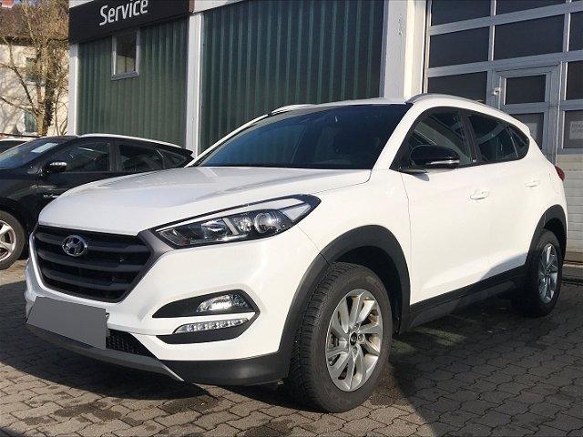 Hyundai Tucson - Passion +NAVI+SHZ+KLIMAAUTO+KAMERA+TEMPOMAT+UVM+