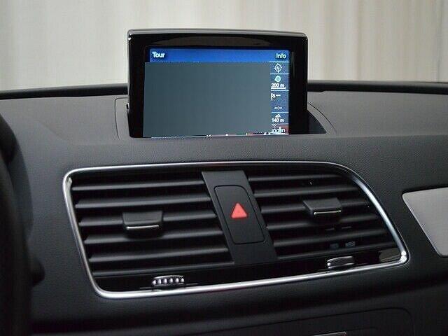 Audi Q3 2.0 TDI quattro S tronic sport S-Line