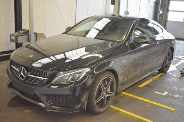 Mercedes-Benz C-Klasse AMG - C 43 4M Coupé Night Comand Burmester LED+