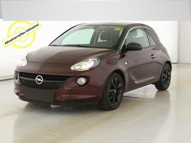 Opel Adam - Unlimited 1.4+Allwetterreifen+Radio R 4.0 LED-hinten LED-Tagfahrlicht Multif.Lenkrad