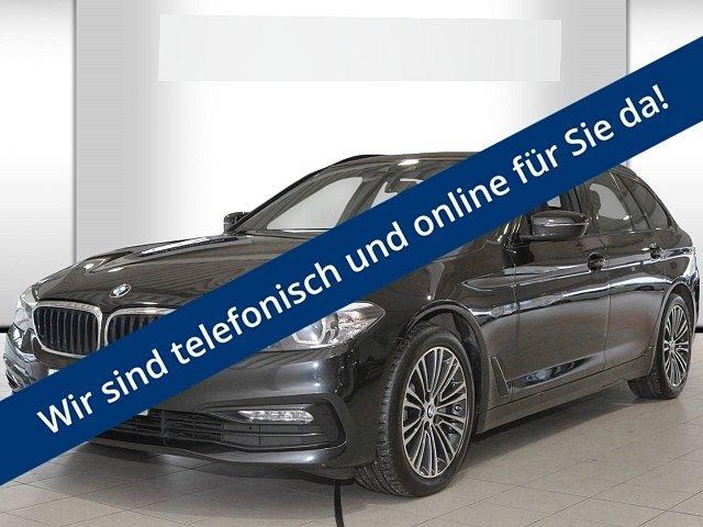 BMW 5er Touring - 530 d xDrive Sport Line Autom.*Navi*LED*Panorama*Business-Paket*18 Zoll*RTTI
