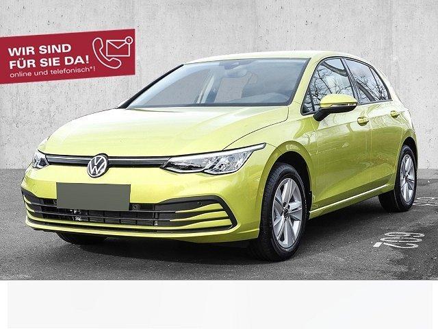 Volkswagen Golf - VIII 1.5 TSI Life NAVI KEYLESS ALU RF KAMERA