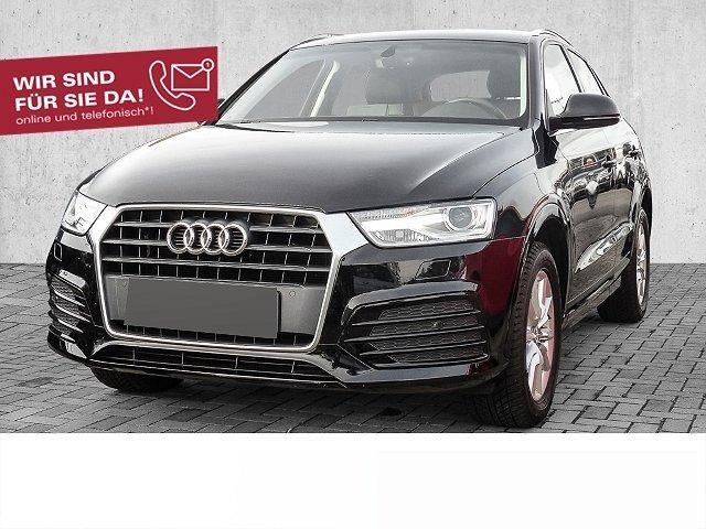Audi Q3 - 1.4 TFSI S tronic sport NAVI ALU XENON