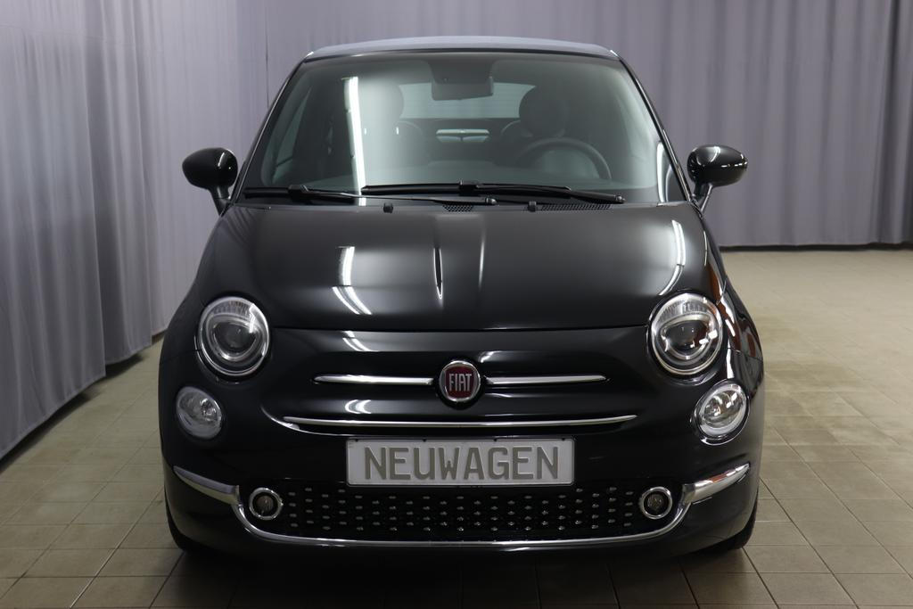 Fiat 500 Cabrio 1,2 8V S&S  Dualogic Star 51kW 69 PS	Re 8.1.