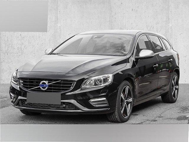 Volvo V60 - Kombi Momentum AWD D6 Hybrid Leder Navi StandHZG Dyn. Kurvenlicht e-Sitze Rückfahrkam.