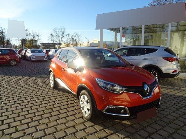 Renault Captur - Luxe 0.9 TCe 90 eco +NAVI+KEYLESS+KAMERA+SHZG+PDC+BLUETOOTH