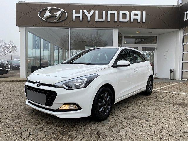 Hyundai i20 - YES! 1.0 KLIMA+RADIO+SHZ+ALU+PDC+8x bereift